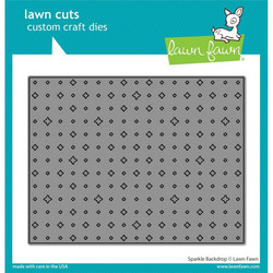 Lawn Fawn stanssi Sparkle Backdrop
