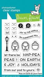 Lawn Fawn leimasinsetti Peas On Earth
