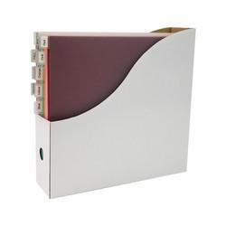 Totally-Tiffany ScrapRack -paperilokerikko, 5 kpl