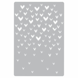 Sizzix Thinlits stanssi Drifting Hearts