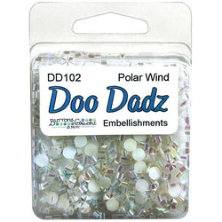 Buttons Galore Doo Dadz -koristeet, Polar Wind