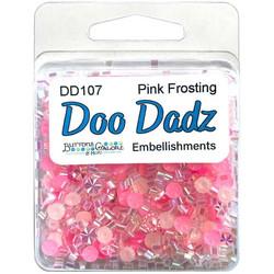 Buttons Galore Doo Dadz -koristeet, Pink Frosting