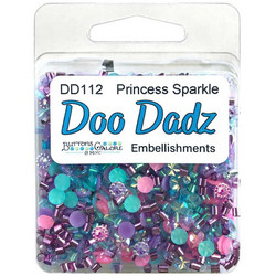 Buttons Galore Doo Dadz -koristeet, Princess Sparkle