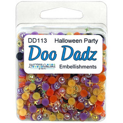 Buttons Galore Doo Dadz -koristeet, Halloween Party