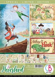 Ciao Bella Creative Pad Limited Edition paperipakkaus Neverland