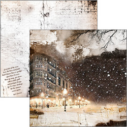 Ciao Bella Limited Edition paperipakkaus Snow And The City 12