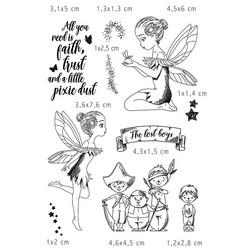 Ciao Bella leimasinsetti Neverland, Tinker Bell & The Lost Boys