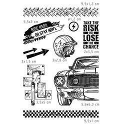 Ciao Bella leimasinsetti Start Your Engines, Ride Hard