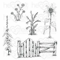 Heartfelt Creations Barnyard Accents -leimasin