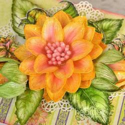 Heartfelt Creations 3D Dahlia -muotit