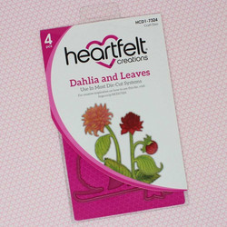 Heartfelt Creations Dazzling Dahlia I Want It All -setti