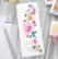 Pinkfresh Studio sapluunasetti Floral Notes