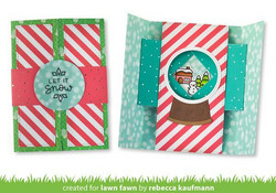 Lawn Fawn stanssisetti Shutter Card
