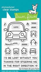 Lawn Fawn leimasinsetti Car Critters