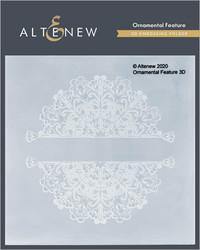 Altenew 3D kohokuviointikansio Ornamental Feature