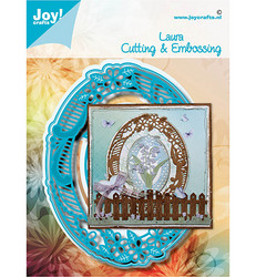Joy! crafts Laura -stanssisetti