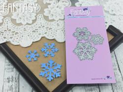 Fantasy Dies stanssi Mini Snowflakes