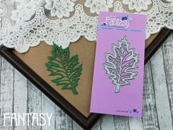 Fantasy Dies stanssi Oak Leaf