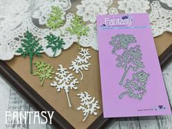 Fantasy Dies stanssi Sparkling Trees
