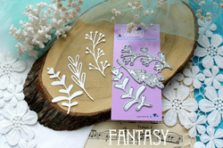 Fantasy Dies stanssi Set of Twigs