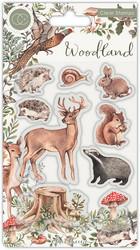Craft Consortium Woodland -leimasinsetti Animals
