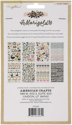 Crate Paper Maggie Holmes Marigold -tarrakirja