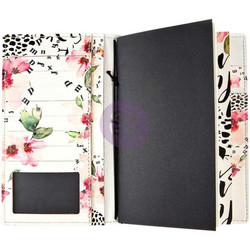 Prima Marketing Traveler's Journal Starter Set, Jet Setter