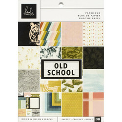 Heidi Swapp paperikko Old School