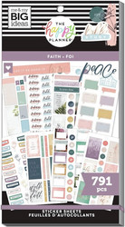 Mambi Happy Planner Value Pack -tarrapakkaus Faith