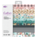Crafter's Companion Traditional Florals -paperipakkaus, 12
