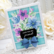 Pinkfresh Studio sapluunasetti Garden Florals, A2