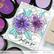 Altenew Build-A-Flower Cora Louise Peony stanssi- ja leimasinsetti