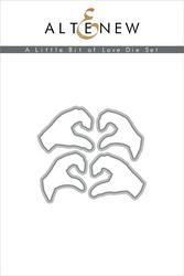 Altenew A Little Bit of Love -stanssisetti