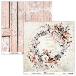 Mintay skräppipaperi Florabella 04