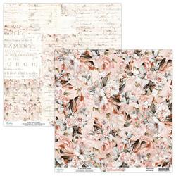 Mintay skräppipaperi Florabella 05