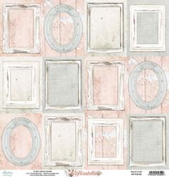 Mintay skräppipaperi Florabella 06