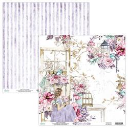 Mintay skräppipaperi Graceful 01