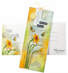 Marianne Design Art Stamps, Daffodil -leimasin
