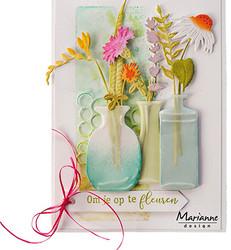 Marianne Design stanssisetti Fresh Flowers