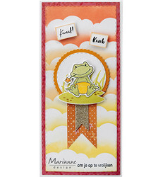 Marianne Design stanssisetti Slim Line Banners