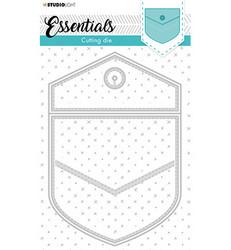 Studio Light stanssisetti Essentials 367, Back Pocket