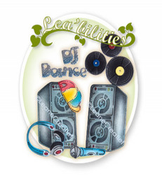 Leane Creatief stanssisetti DJ's Sound Tools