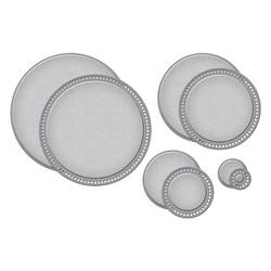 Spellbinders stanssisetti Essential Circles