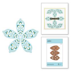 Spellbinders stanssisetti Kaleidoscope Petals
