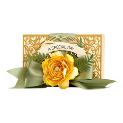 Spellbinders stanssisetti Grand Cinch and Go Flowers