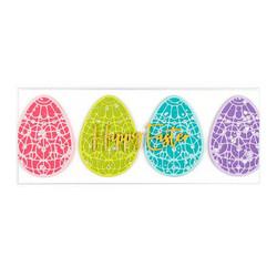 Spellbinders stanssisetti Forever Spring Eggs