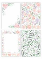 Kartonkilajitelma Flora, A6