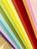 Picket Fence Slim Line Rainbow -kirjekuoret