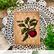 Picket Fence sapluuna Basket Petals