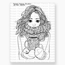 Picket Fence leimasin Beautiful Girl, Jill